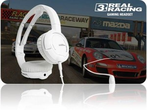 Real Racing 3 iOS and Android Headset From Steelseries and EA (IOS, MOB)