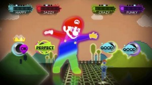 IT'S A ME, MARIO…in 'Just Dance 3' (WII)