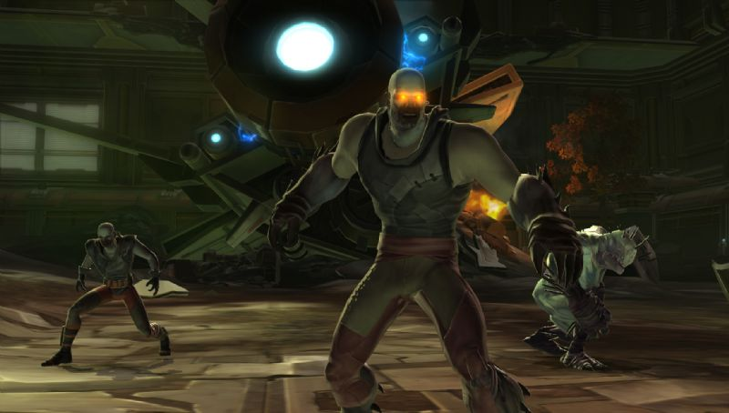 Join 'Star Wars: The Old Republic' for absolutely nothing this weekend...and lose hours of your life in the process (PC) - kaon under siege 04