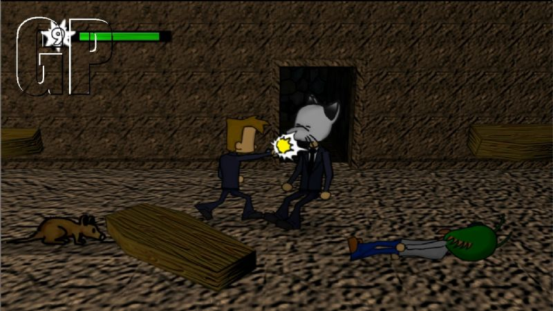 Indie game 'All The Bad Parts' gets a GOTY edition...for a quid. (XBLA) - screen7