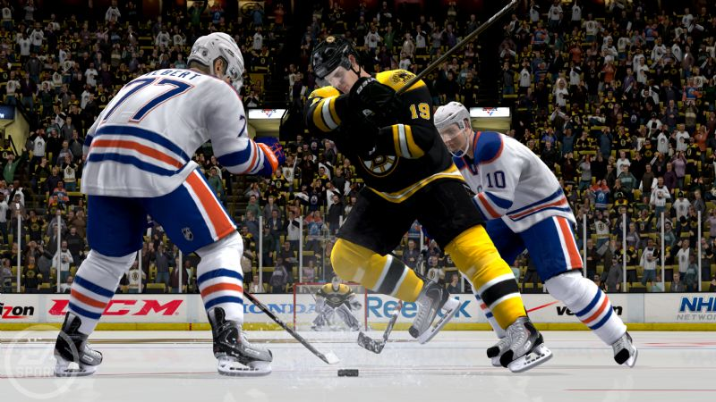It's time to find a player to take position on the 'NHL 13' cover (360, PS3) - seguin1