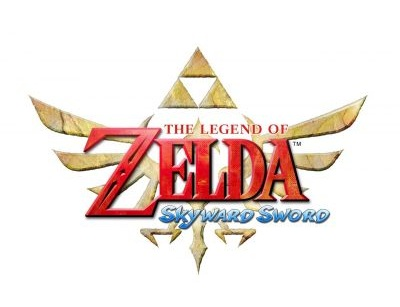 Link's next chapter is just on the horizon; 'The Legend Of Zelda: Skyward Sword' (WII) - skyward sword logo1