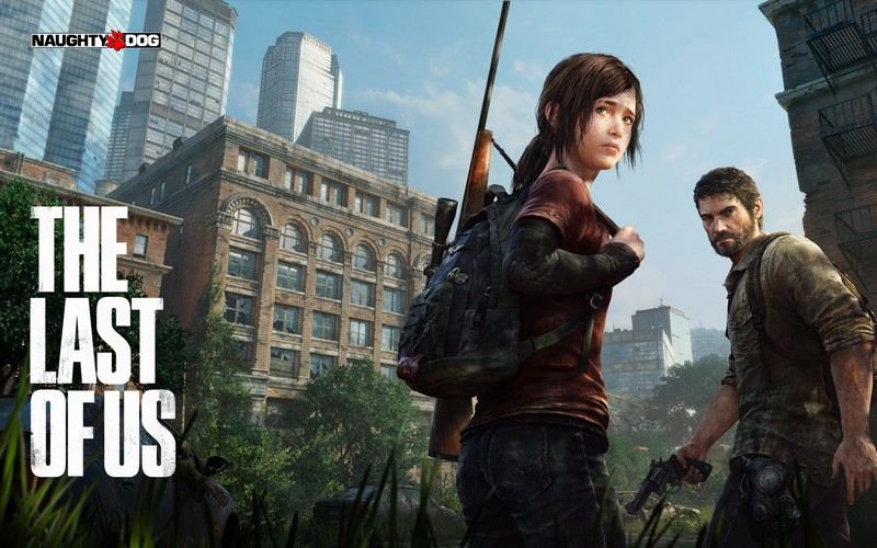 The Last of Us Leads Double Whammy at the top of the charts - the last of us promo pic