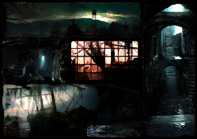 Shinji Mikami is Back with Zwei a new Survival Horror - zwei image