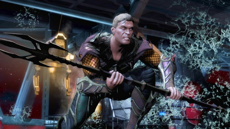 Gods to battle among us at GAME in the quest to discover the UK's best Injustice: Gods Among Us Player - aquaman