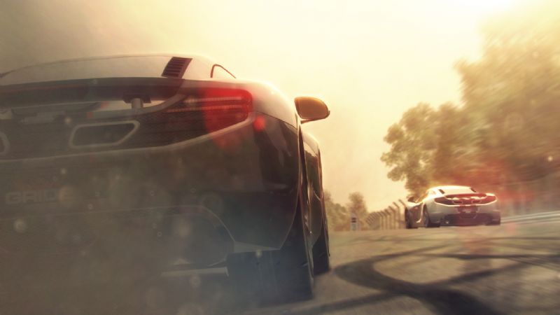 Witness the Battle of Brands Hatch - Codemasters® Releases First 'Chris Harris on Grid®2tm' Video - brands mp4 02