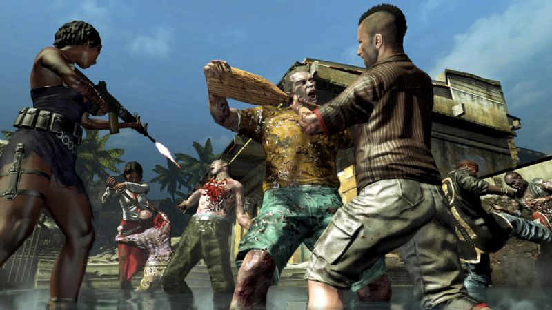 Dead Island Riptide - Screenshots and Trailer - deadisland riptide all all screenshot 007