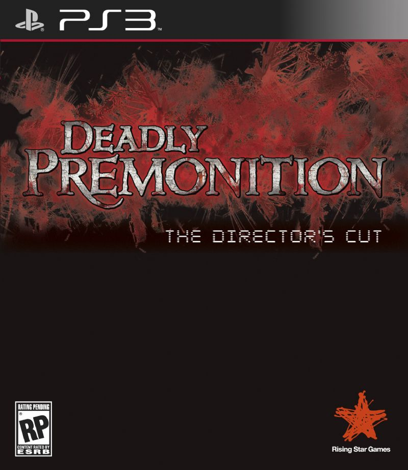 Deadly Premonition: The Director's Cut- out for PS3 Early next year (PS3) -