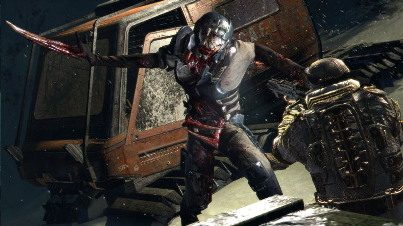 See in the new year with severed limbs! 'Dead Space 3' demo coming January (360, PS3) - ds3 researchfacility 011