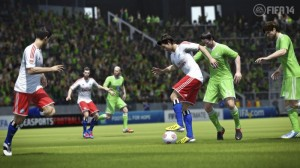 EA SPORTS FIFA 14 CAPTURES THE EMOTION OF SCORING GREAT GOALS (360, PC, PS3)