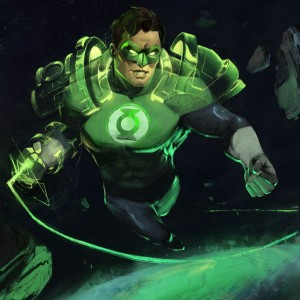 Infinite Crisis: Cyborg Unveiled; Green Lantern Key Art Released!
