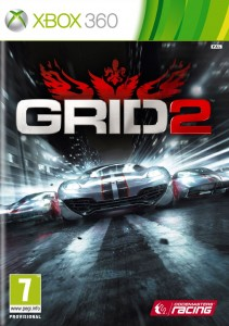 Get locked in participating GAME stores…for a chance to play GRID 2.