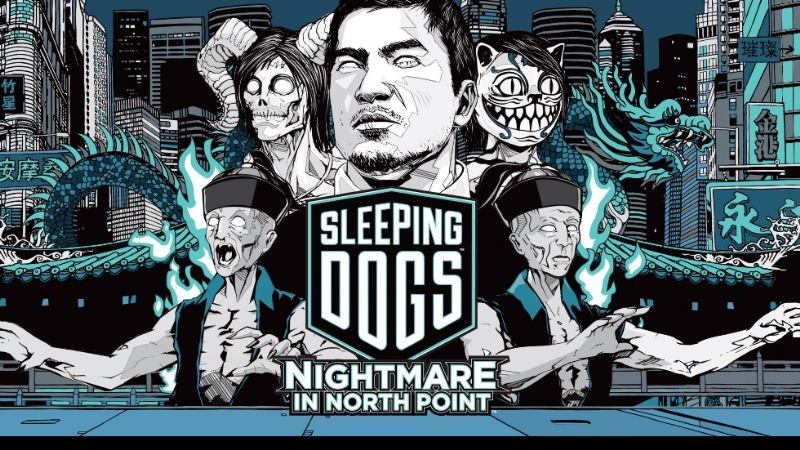 Sleeping Dogs Nightmare in North Point add-on out today on PSN, Xbox LIVE and Steam (360, PS3, PSN, XBLA) - large image