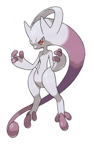 Mewtwo gets new hairstyle for 'Pok�mon X and Y'…or it's a new Pok�mon' (3DS)