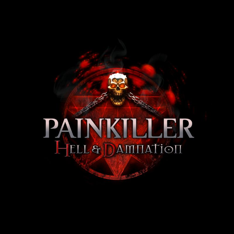 The pain never ends with 'Painkiller: Hell and Damnation' DLC (PC) - painkiller hd logo