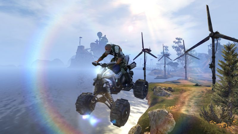 Final Defiance Beta Event Dates for Pc and Consoles Announced - quad1 full