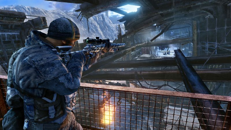 SNIPER: GHOST WARRIOR 2 DLC AVAILABLE ON WEDNESDAY MARCH 27th (360, PC, PS3) - siberian strike 01