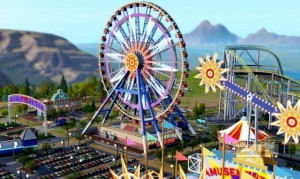 SimCity Amusement Park DLC Available Today