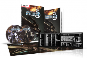 Exclusive In-Box Content for Sins of a Solar Empire®: Rebellion