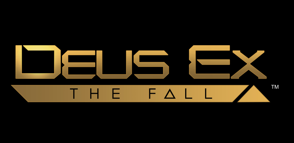 DEUS EX: THE FALL - 4849Logo Deus Ex The Fall copy