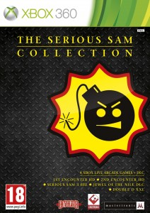 Mastertronic to release explosive Serious Sam Collection