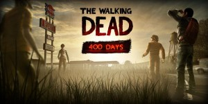 See the zombie apocalypse from a different perspective with 'The Walking Dead: 400 Days'