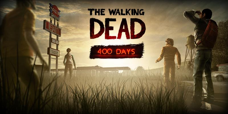 See the zombie apocalypse from a different perspective with 'The Walking Dead: 400 Days' - 88
