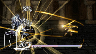 Valkyrie Profile Series Announced For Europe (PSP) - 102 Battle03
