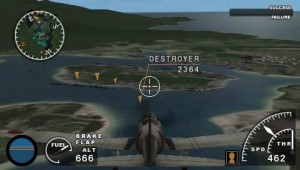 Aces of War Review (PSP)