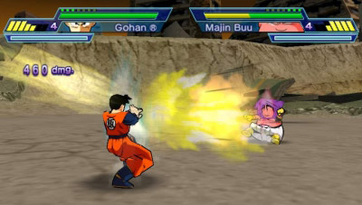 In Dragon Ball Z: Shin Budokai 2 Review (PSP) - 138 dbzshin210