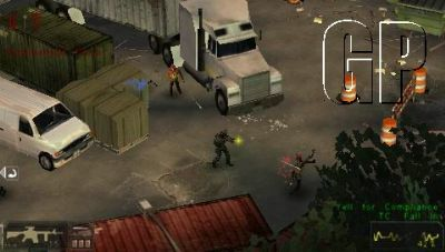 SWAT Target Liberty Review (PSP)