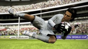 Fifa 08 Review (PS3)