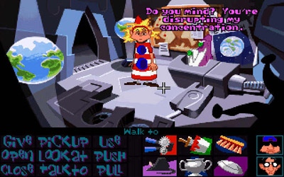 Day of the tentacle Review (PC) - 30 dott2