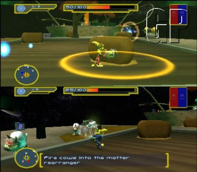 Rachet and Clank Size Matters Review (PS2) - 328 Multiplayer11