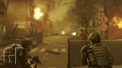 Tom Clancy's Ghost Recon Advanced Warfighter 2 Review (360) - 371 tomclancysghost scrn19762