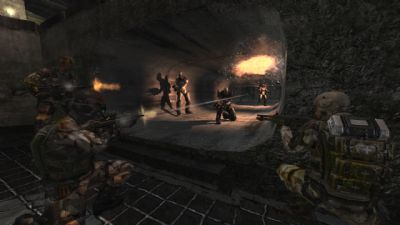 Enemy Territory: Quake Wars Review (PS3) - 374 Tunnel new2