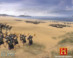Great Battles of Rome – The History Channel