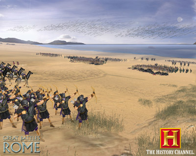 Great Battles of Rome - The History Channel - 38 22f
