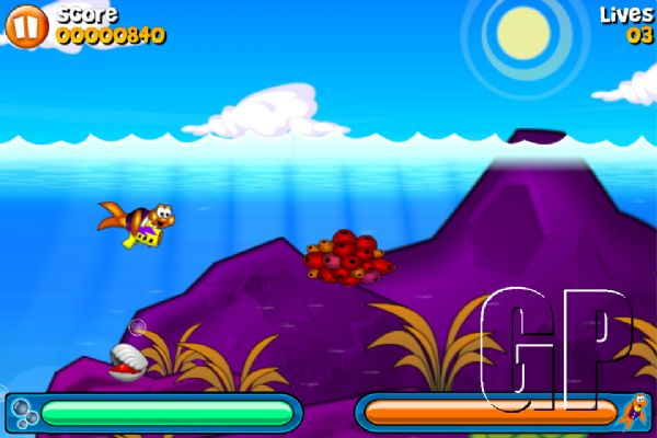 James Pond in the Deathly Shallows - Retro lovers rejoice! (IOS) - 3994 024