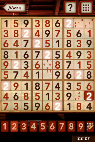 Sudoku Review (IOS) - 657 Sudoku4
