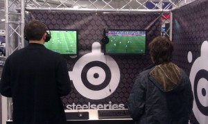 SteelSeries UK Currys PC World Tour