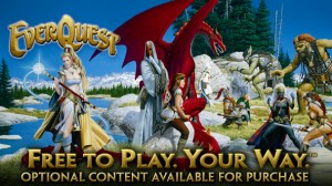 Good News For MMO Fans – EverQuest Goes Free to Play This March! (PC)