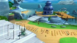 Set off to the cutest theme-park imaginable in 'Pok�Park 2: Wonders Beyond' (WII)