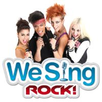 Rock out with We Sing Rock (WII) - rock
