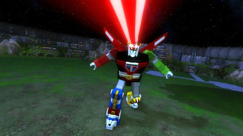Voltron: Defender of the Universe - Before there were Power Rangers- there was Voltron (PSN, XBLA) - voltron006