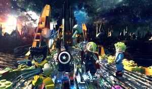 Marvelous 'Lego Marvel Super Heroes' trailer