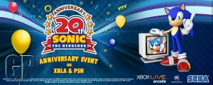 SONIC THE HEDGEHOG™ ANNIVERSARY SALE