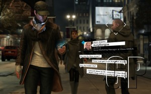 In light of the PRISM scandals in America, here's some 'Watch_Dogs' info to cool things down…