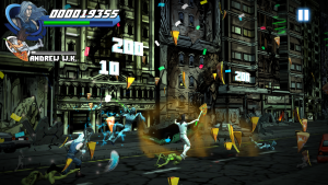 Eternal Descent: Heavy Metal Heroes Unleashes Comic Book Fury on iOS Today