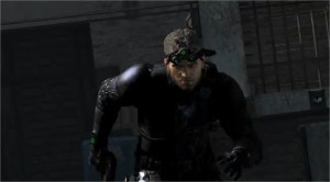 Transformation trailer for Splinter Cell Blacklist